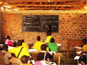 New Hope for Africa - school in Mukono District